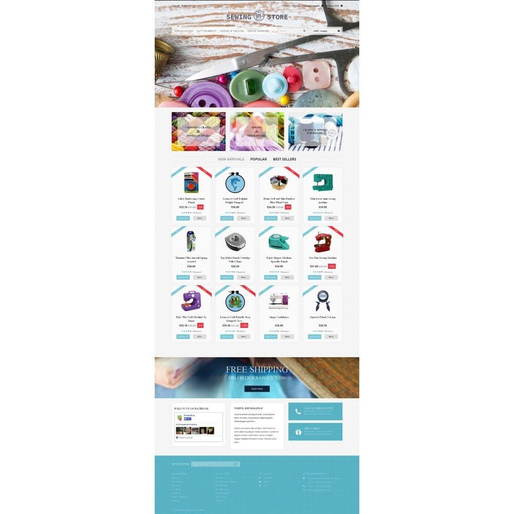 theme - Zabawki & Artykuły dziecięce - Sewing Lovers - 2