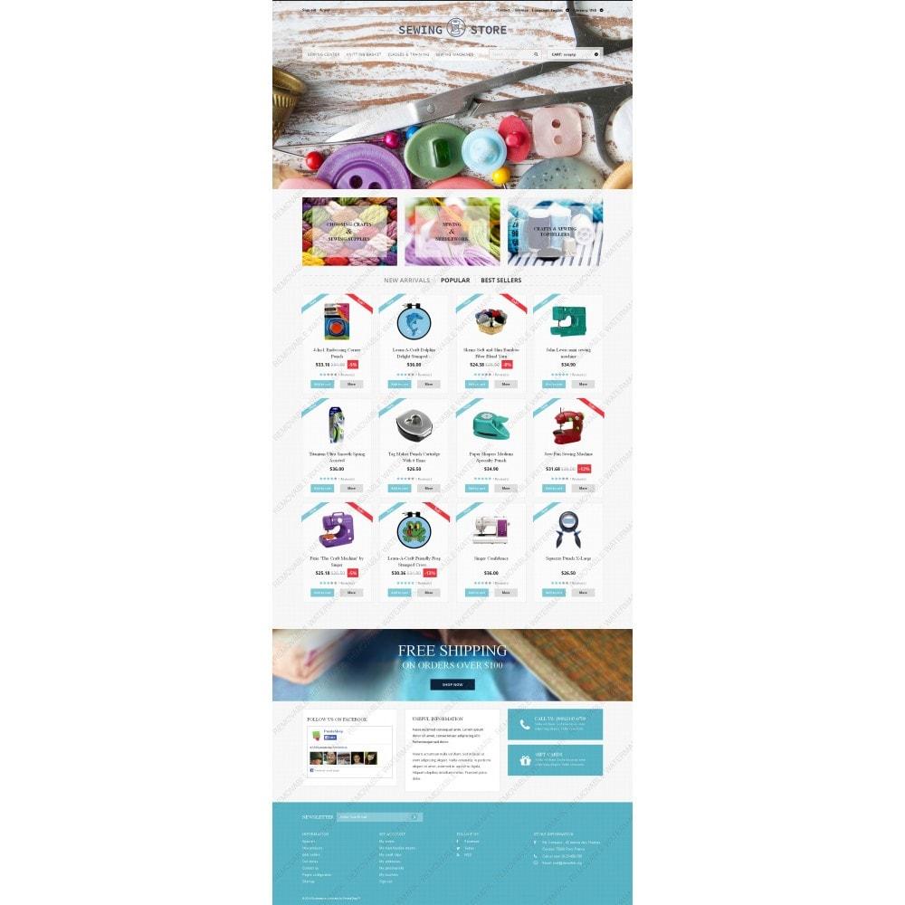 theme - Zabawki & Artykuły dziecięce - Sewing Lovers - 3