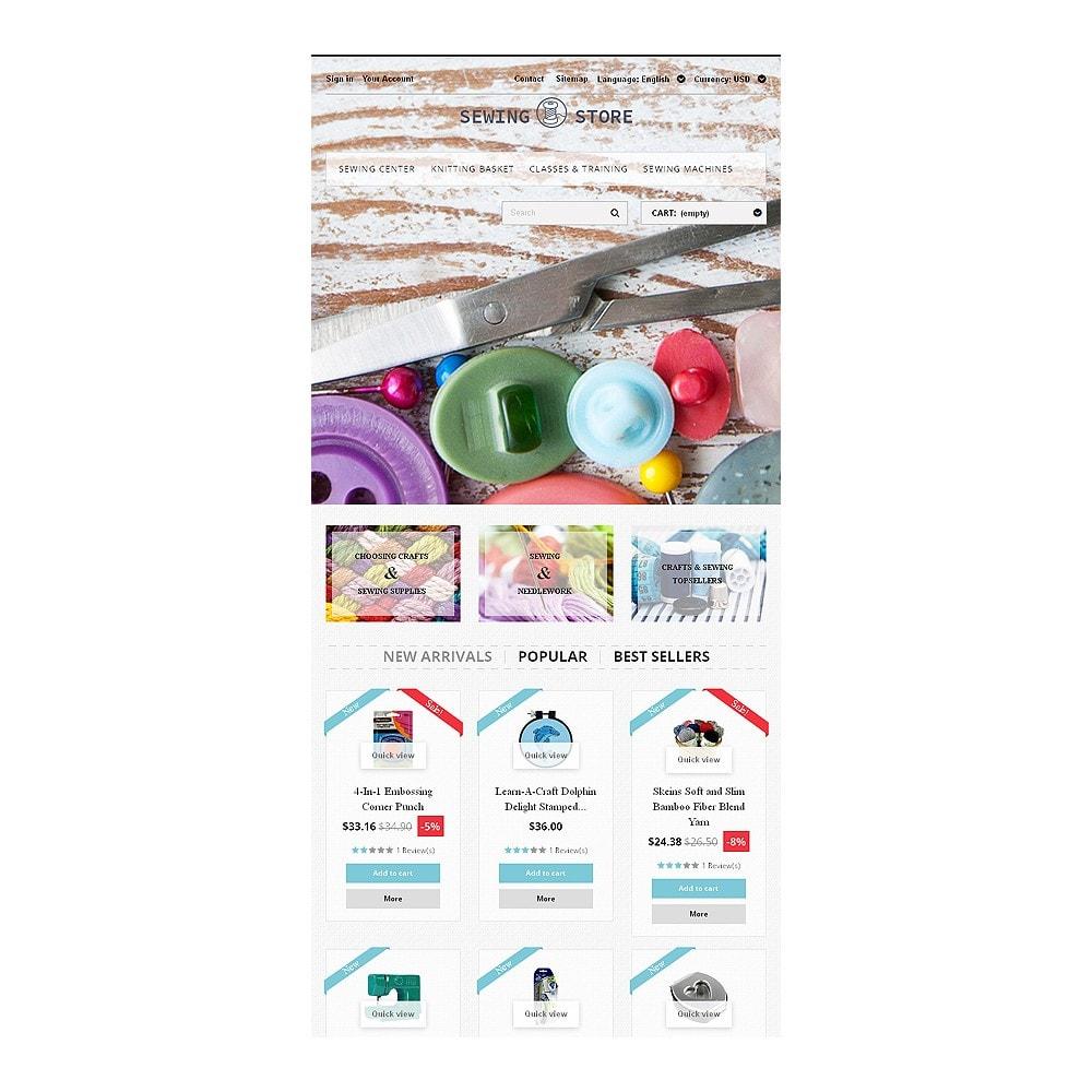 theme - Zabawki & Artykuły dziecięce - Sewing Lovers - 7