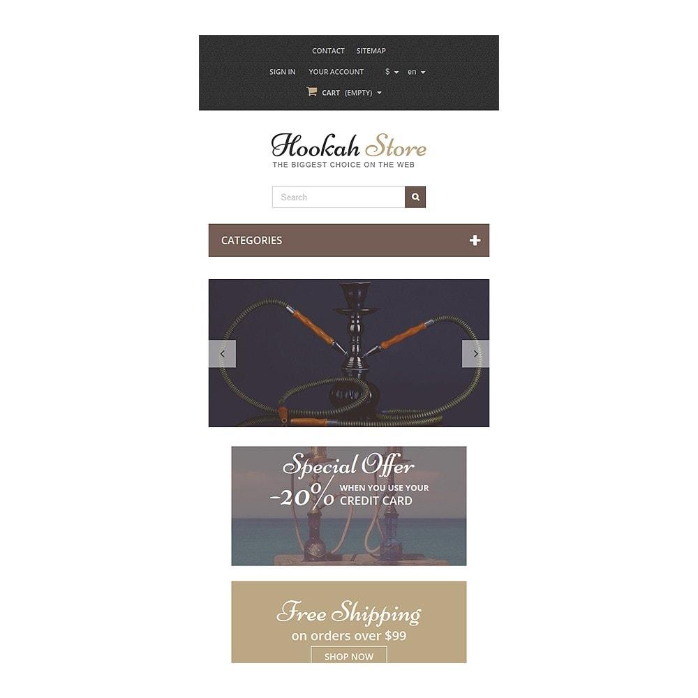 theme - Casa & Giardino - Hookah Store - 9