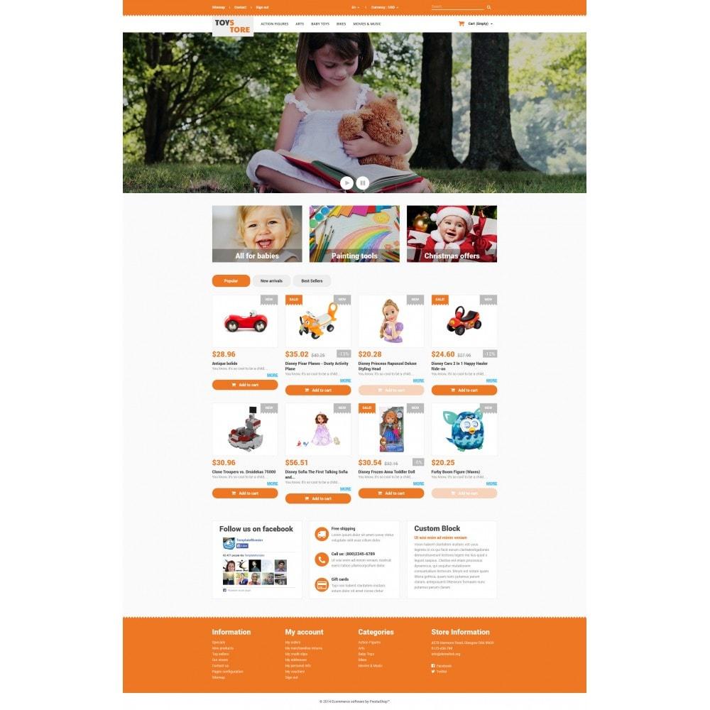 theme - Niños y Juguetes - Toys for Kids - 4