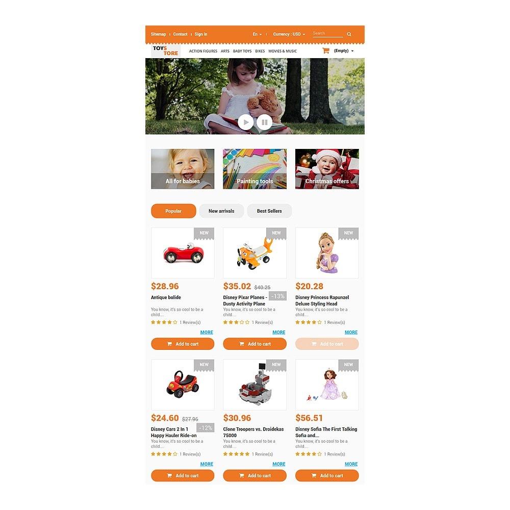 theme - Niños y Juguetes - Toys for Kids - 7