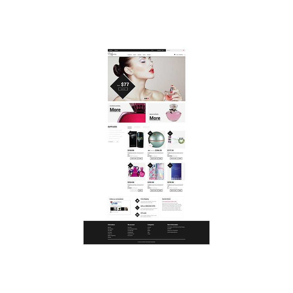 theme - Moda y Calzado - Fragrance Guru - 10