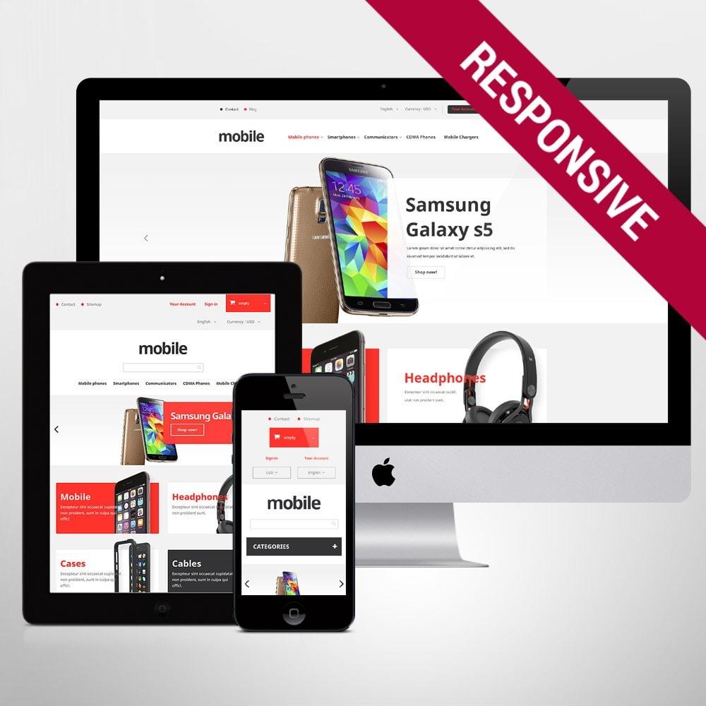 theme - Electronics & Computers - Mobile Phones Store - 1