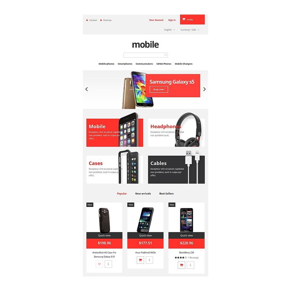 theme - Electronics & Computers - Mobile Phones Store - 7
