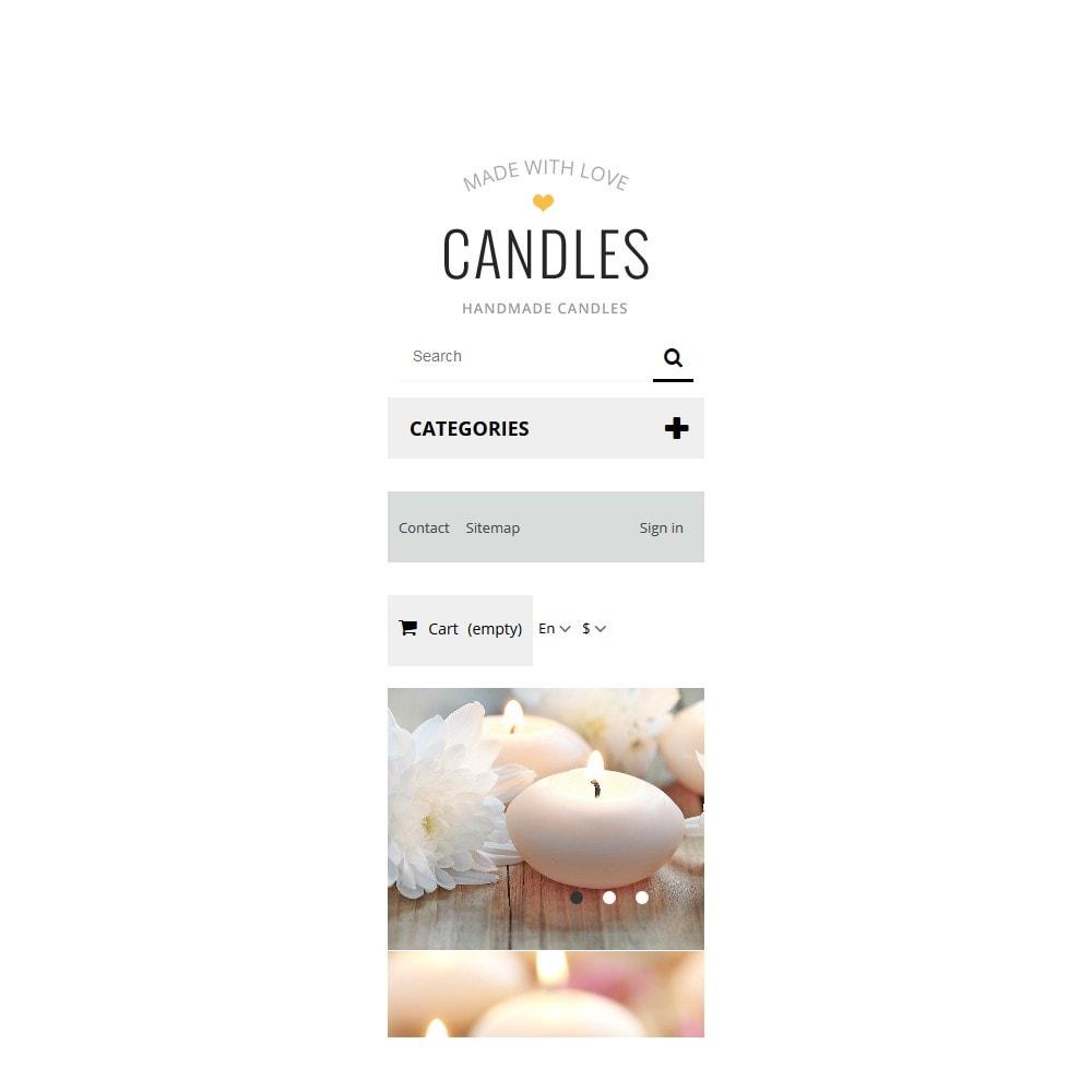 theme - Niños y Juguetes - Candle Light - 9