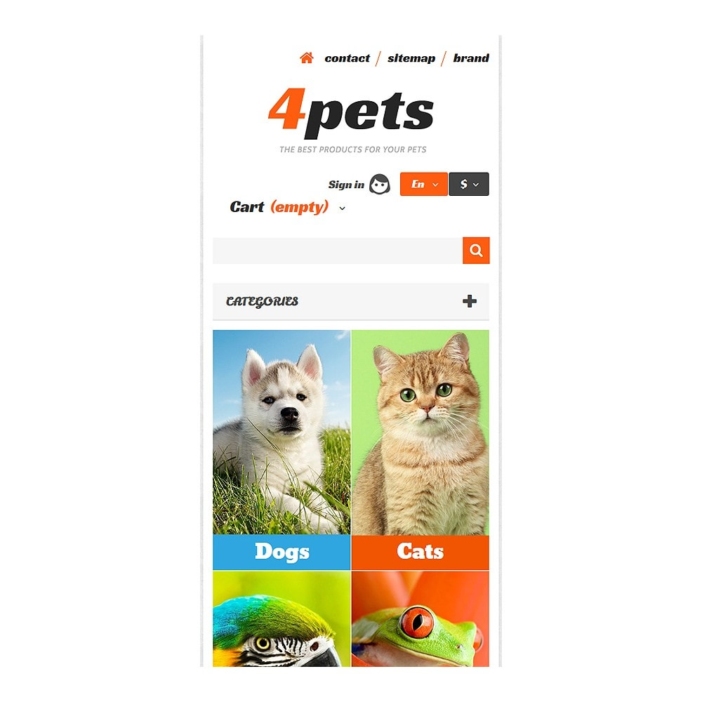 theme - Animaux - 4Pets - 8
