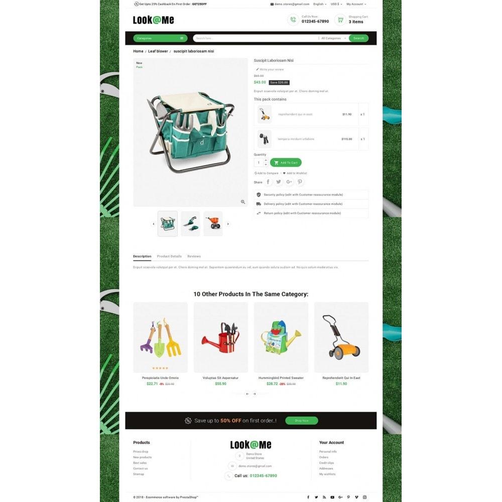theme - Dom & Ogród - Look me Garden Tools - 5