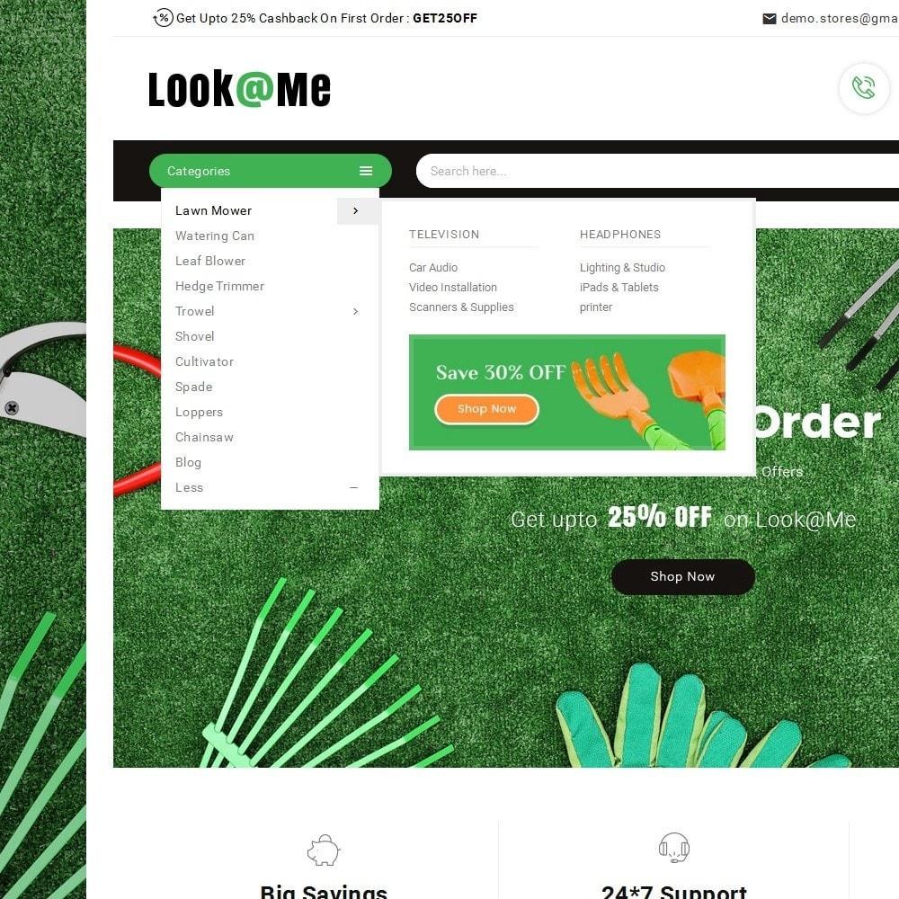 theme - Dom & Ogród - Look me Garden Tools - 9