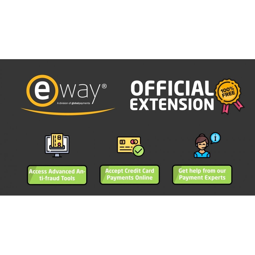module - Payment by Card or Wallet - eWAY Online Payments - 1