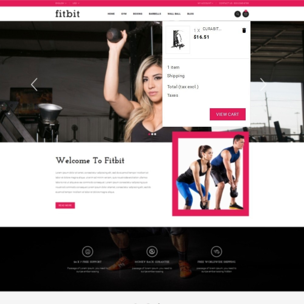 theme - Salute & Bellezza - Fitbit Fitness Store - 8