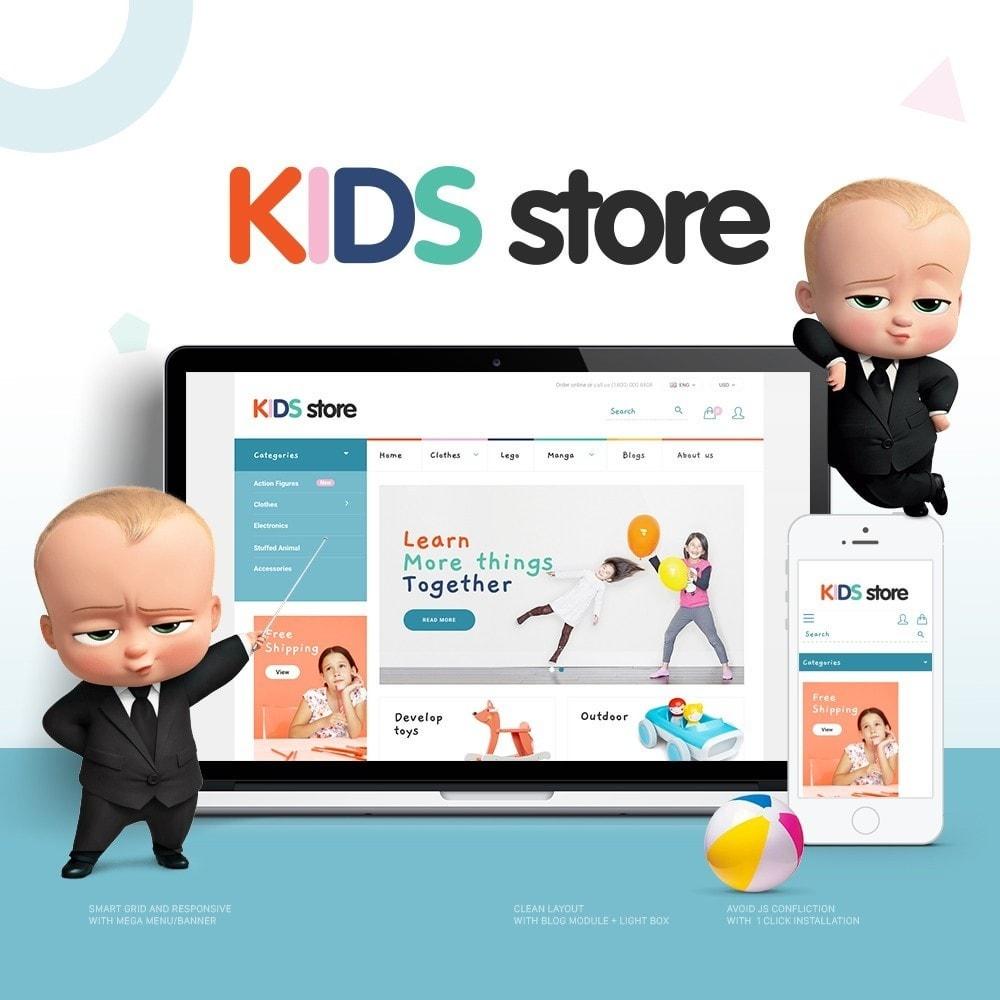 theme - Niños y Juguetes - Kids & Toys Store - 1