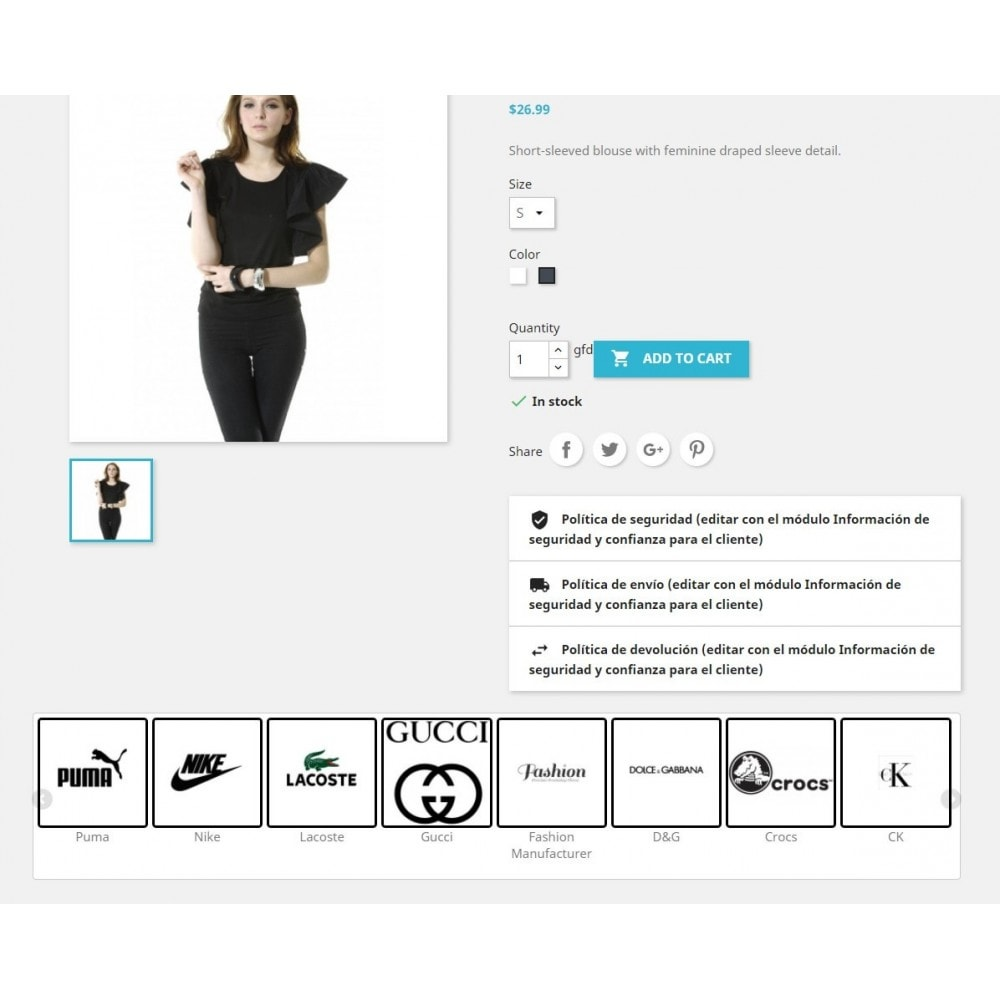 module - Marques & Fabricants - Responsive Brands / Suppliers - 3