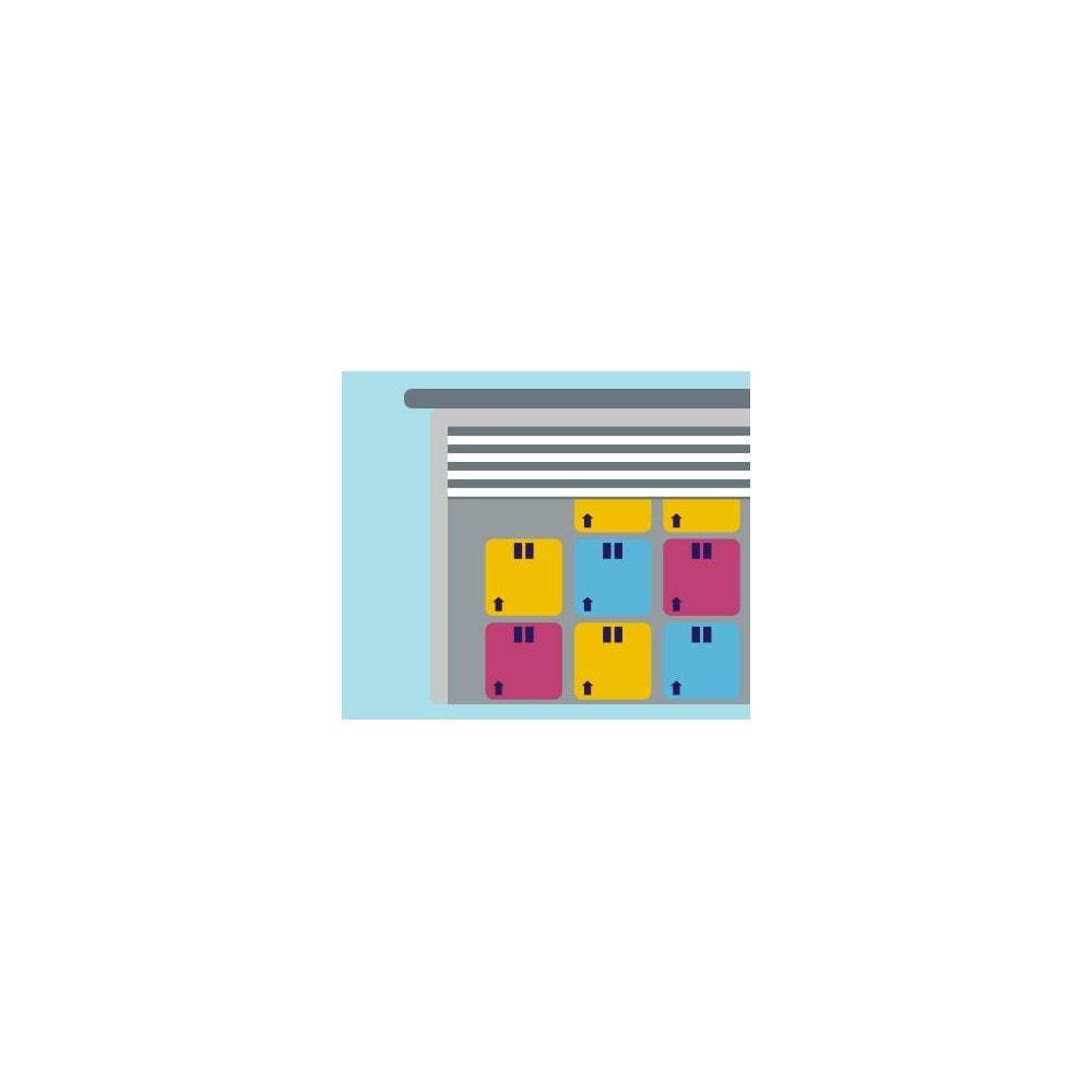 module - Orderbeheer - PrestaShop ERP - Order Preparation - 1