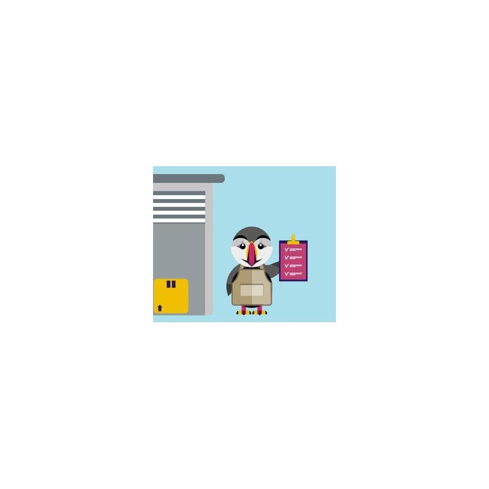 module - Orderbeheer - PrestaShop ERP - Order Preparation - 2