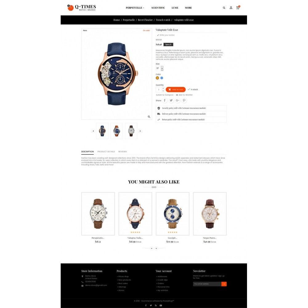 theme - Bellezza & Gioielli - Times Watch - 6