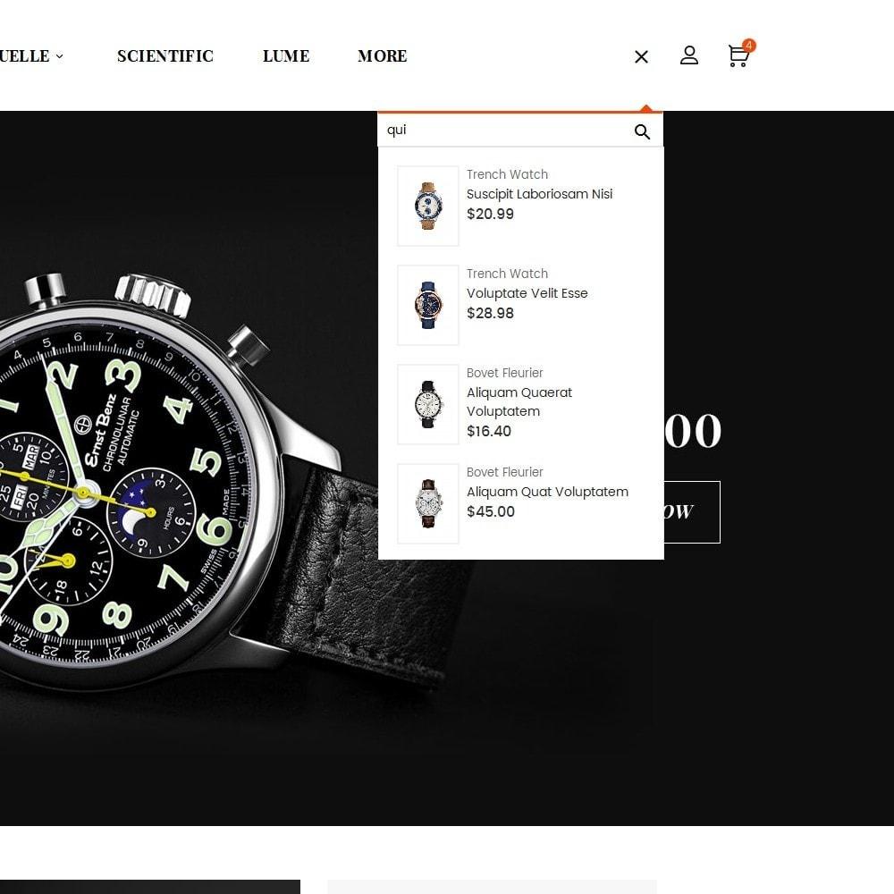 theme - Bijoux & Accessoires - Times Watch - 11
