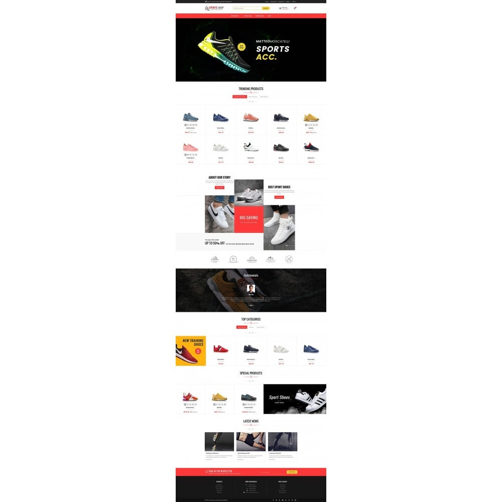 theme - Sport, Loisirs & Voyage - Sport Shoes & Footwear - 3