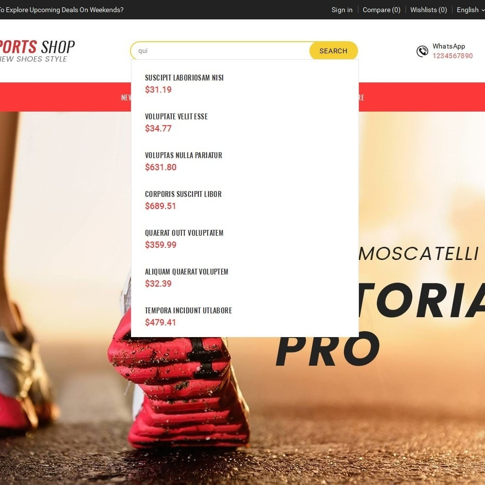 theme - Sport, Aktivitäten & Reise - Sport Shoes & Footwear - 11