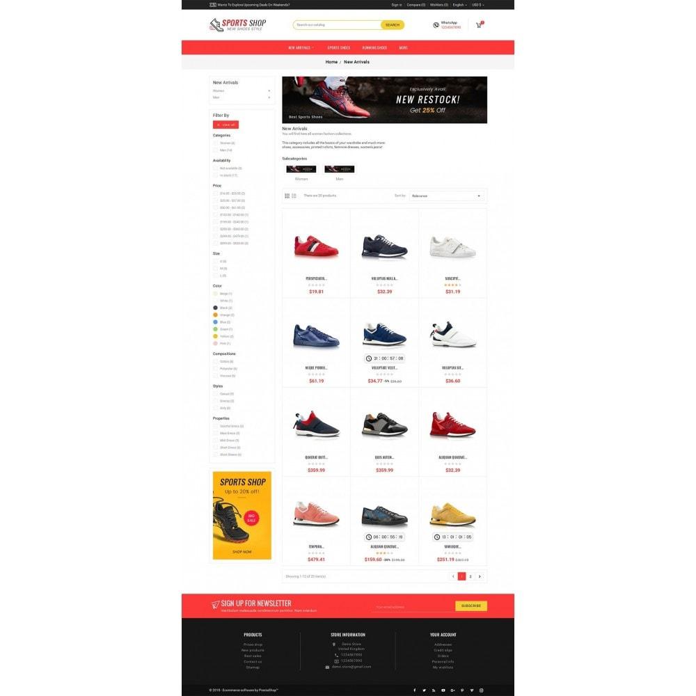 theme - Sport, Attività & Viaggi - Sport Shoes & Footwear - 4