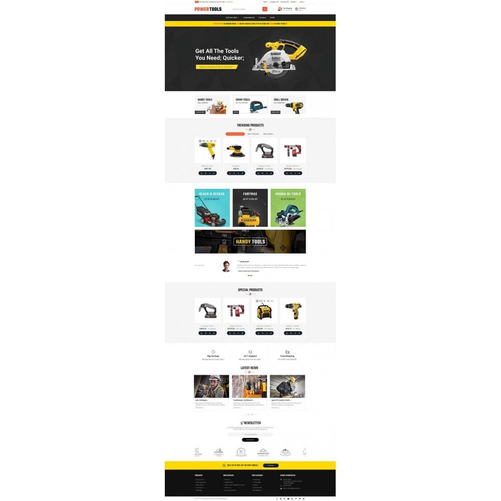 theme - Casa & Giardino - Power Tools Store - 3