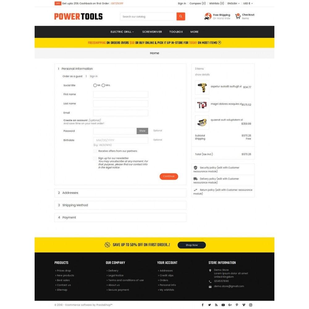 theme - Casa & Giardino - Power Tools Store - 8