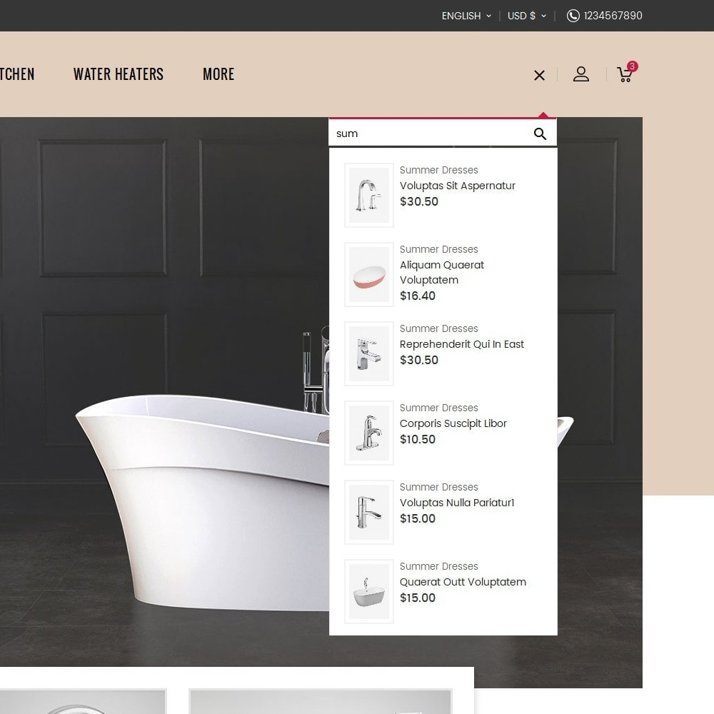 theme - Maison & Jardin - Plumbing Apparatuses - 11