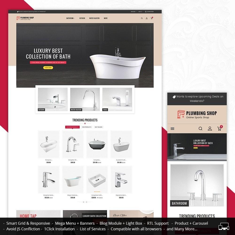 theme - Casa & Giardino - Plumbing Apparatuses - 2