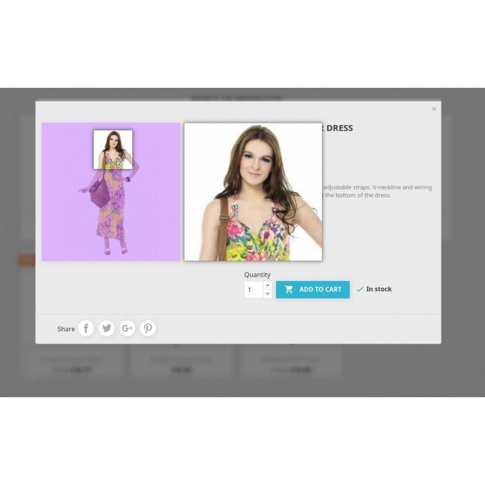module - Pokaz produktów - Product Image Magnifier - Product Zoomer - 9