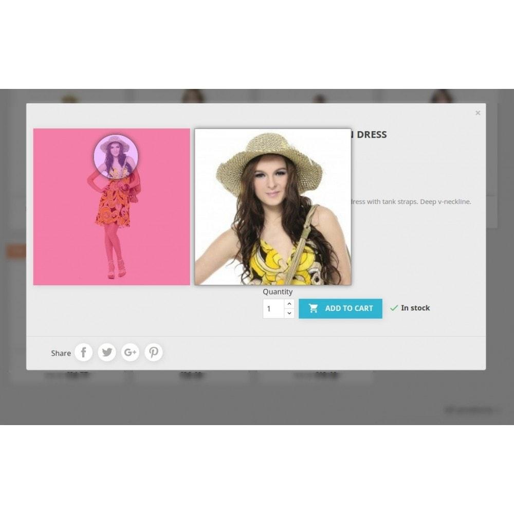 module - Pokaz produktów - Product Image Magnifier - Product Zoomer - 10