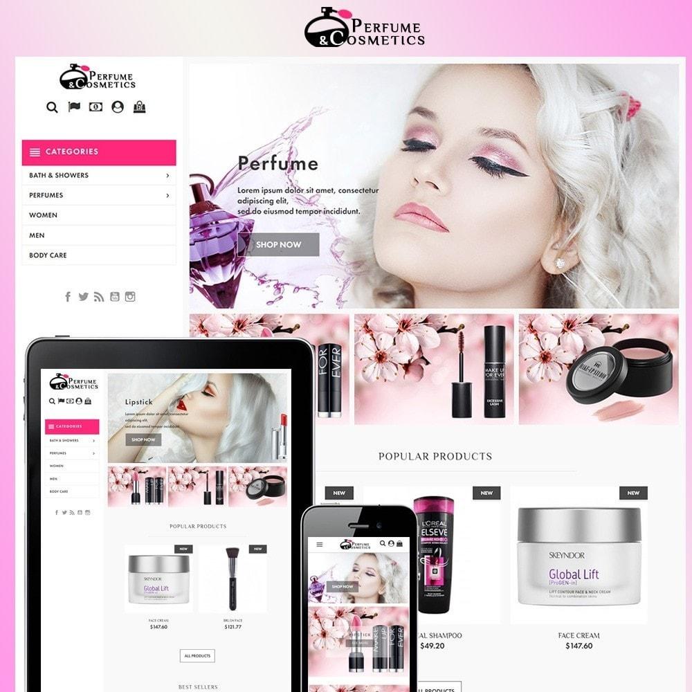 theme - Salud y Belleza - Perfume and Cosmetics - 1