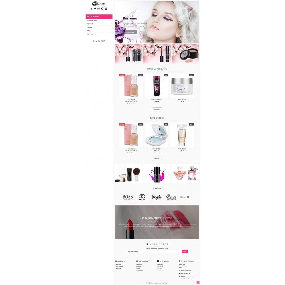 theme - Salud y Belleza - Perfume and Cosmetics - 2
