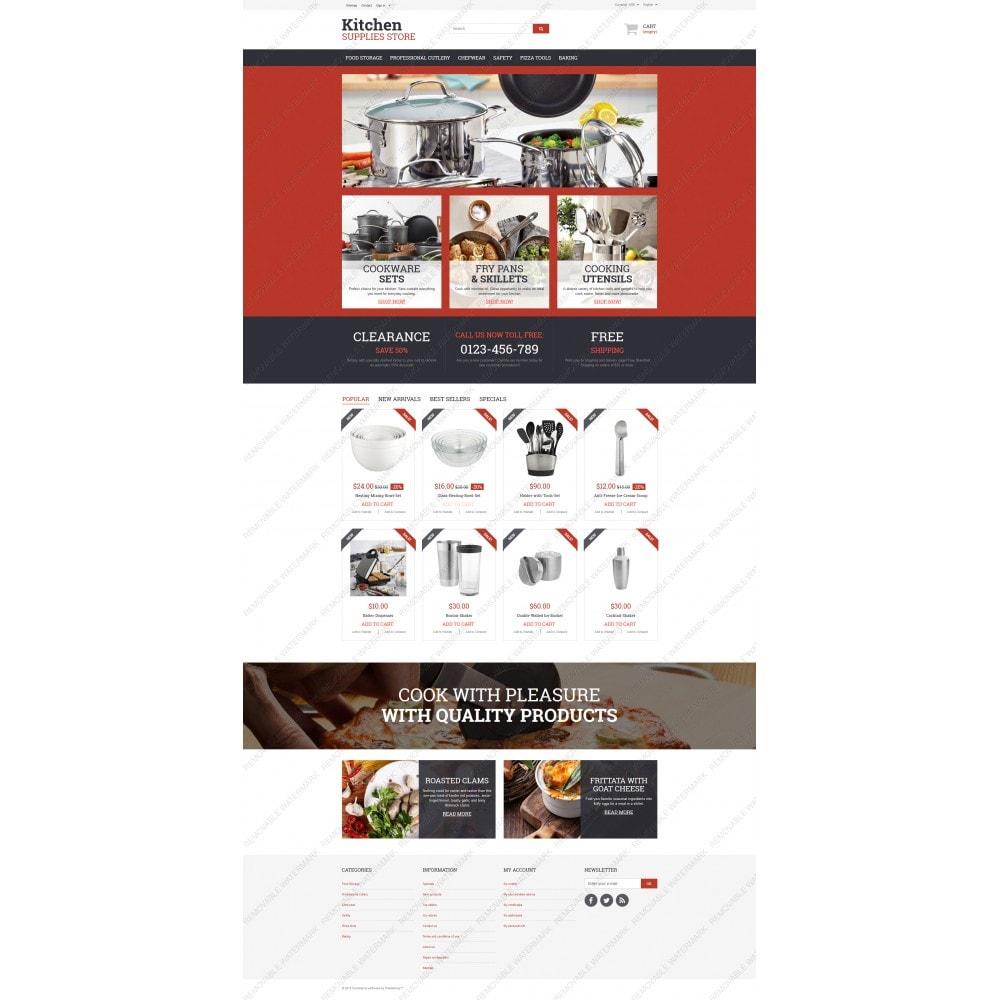 theme - Arte e Cultura - Kitchen Supplies Store - 5