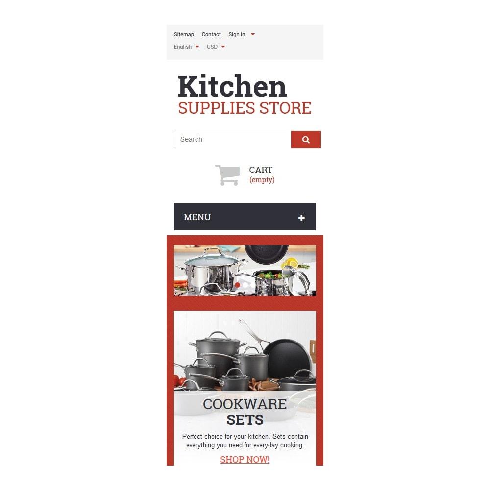 theme - Arte e Cultura - Kitchen Supplies Store - 6