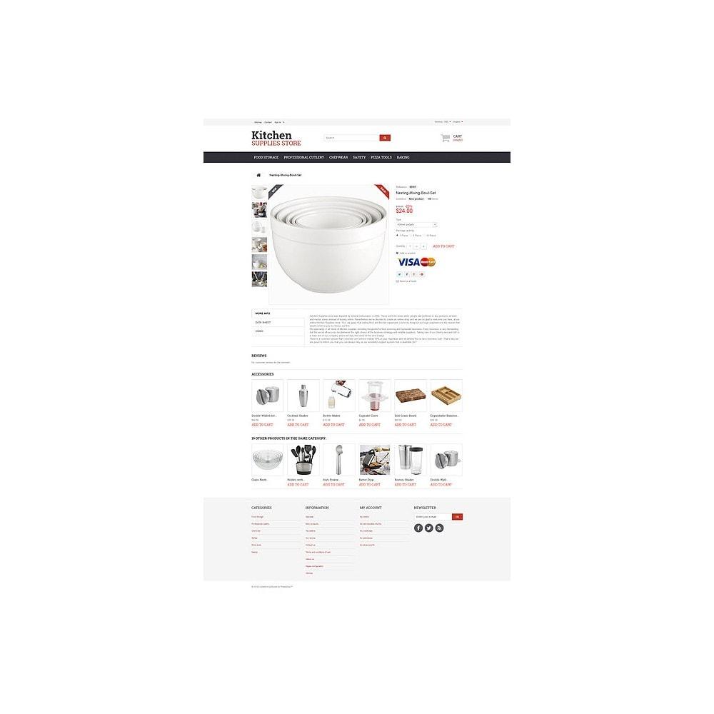 theme - Arte e Cultura - Kitchen Supplies Store - 7