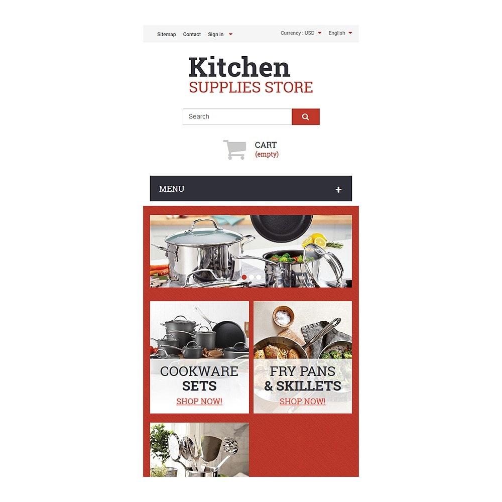 theme - Arte e Cultura - Kitchen Supplies Store - 9