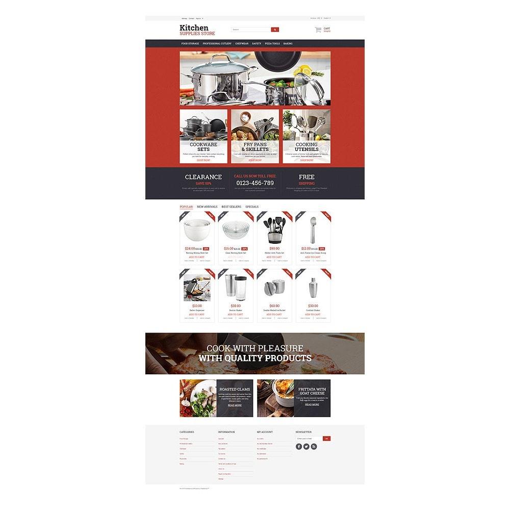 theme - Arte e Cultura - Kitchen Supplies Store - 10