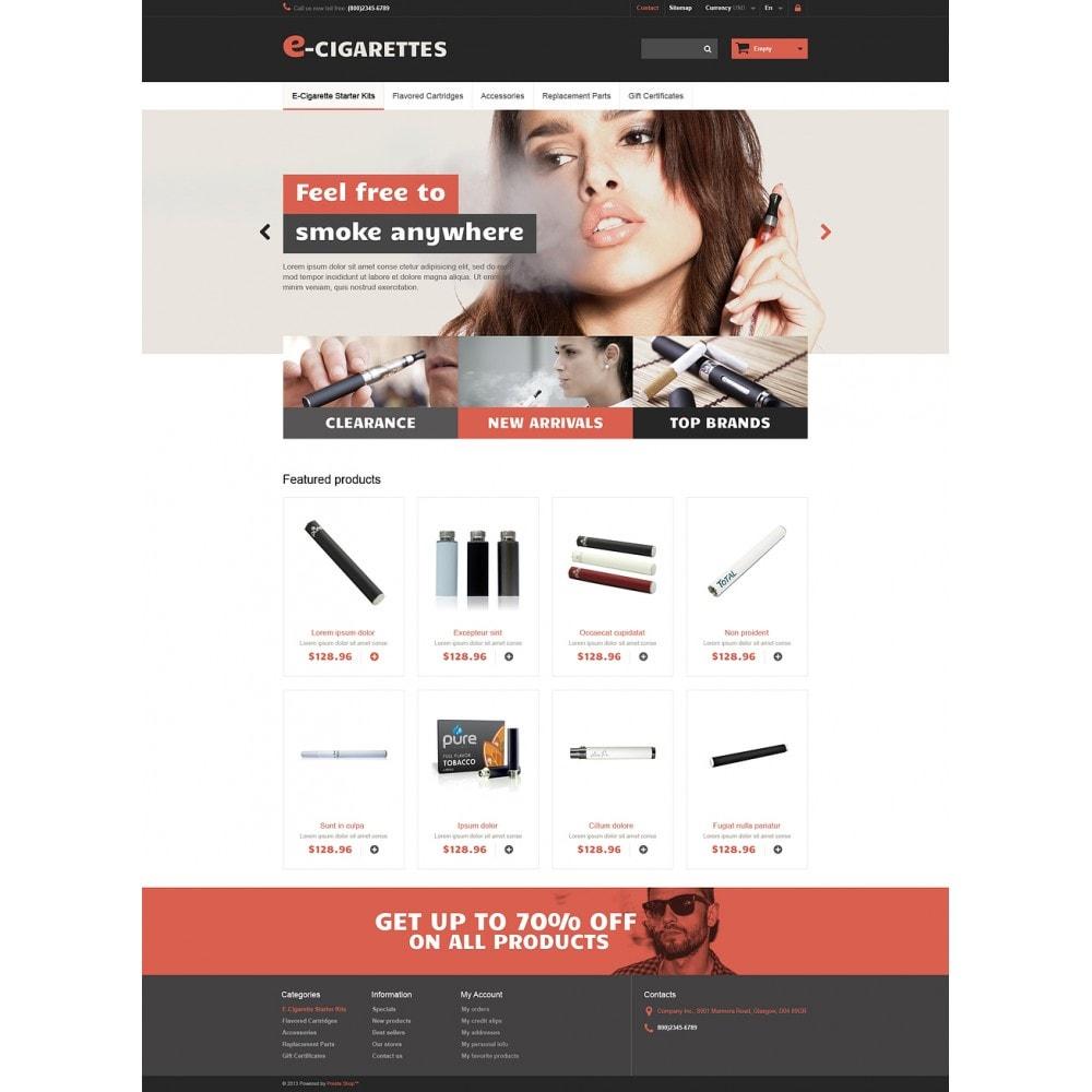 theme - Huis & Buitenleven - E-Cigarettes - 2