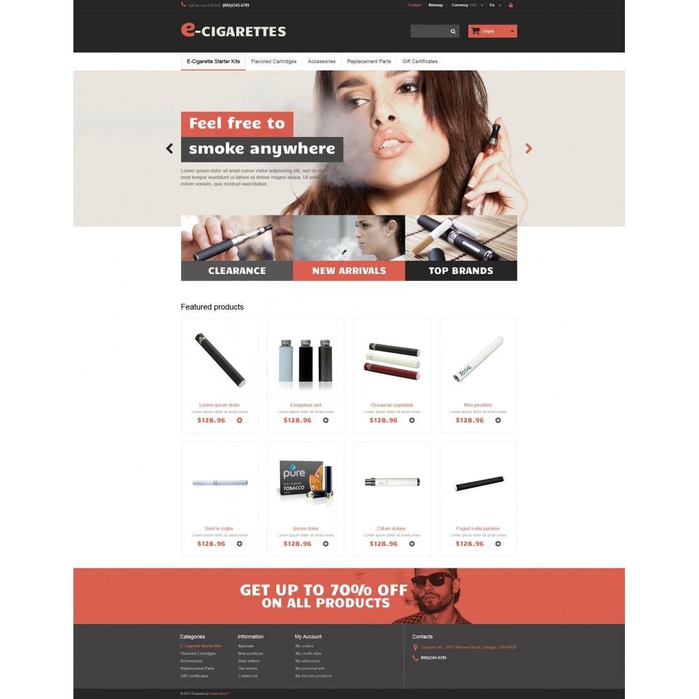 theme - Huis & Buitenleven - E-Cigarettes - 4