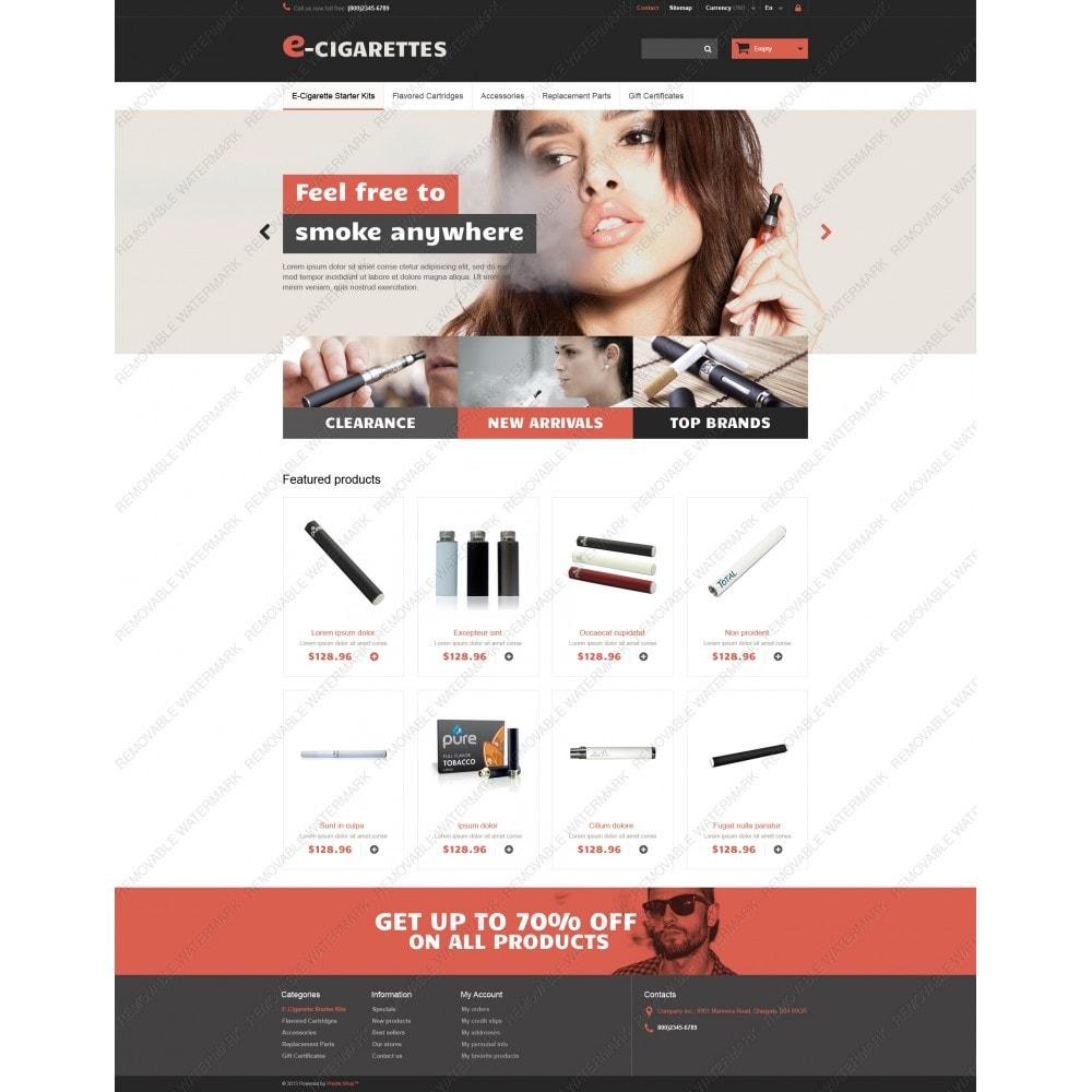 theme - Huis & Buitenleven - E-Cigarettes - 5