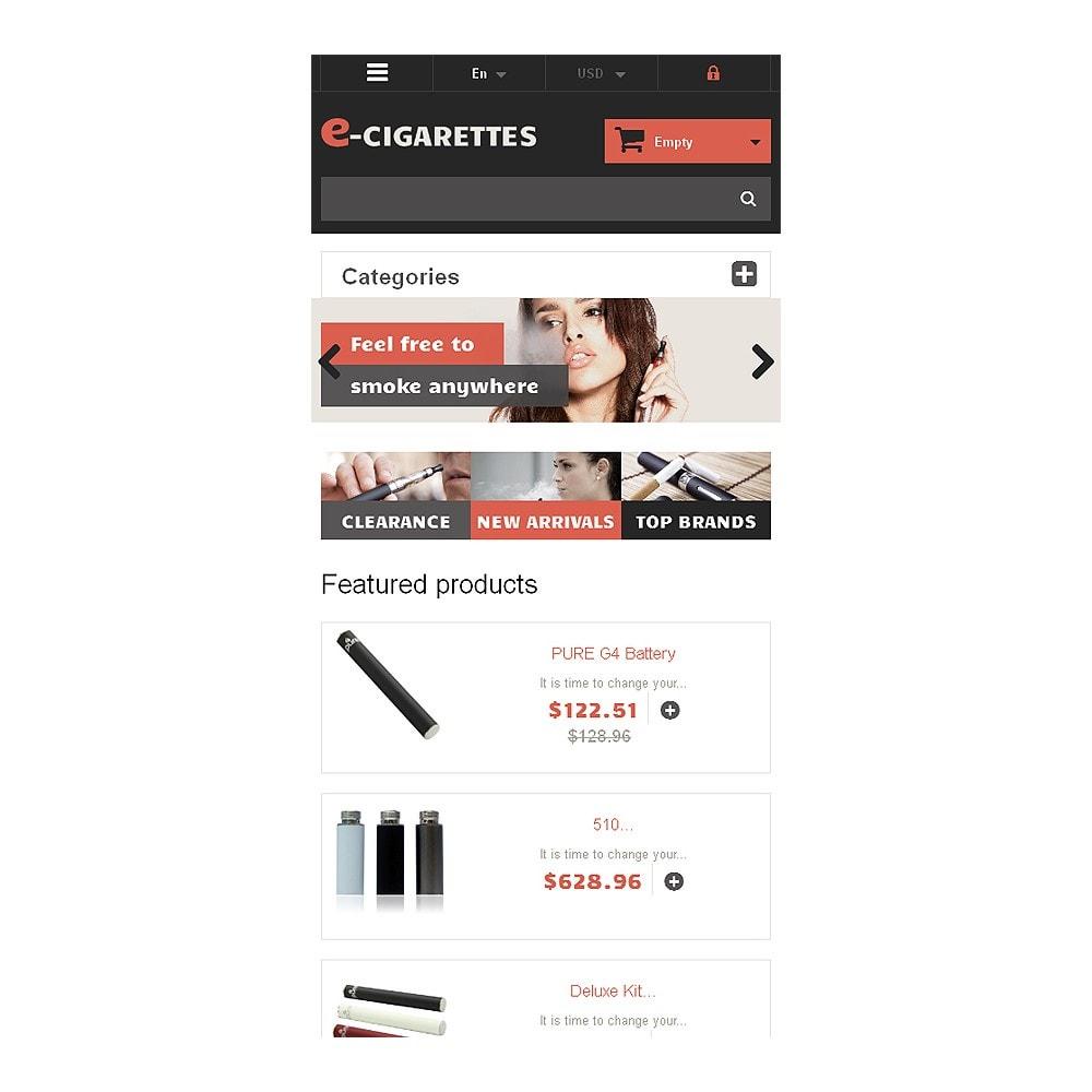 theme - Huis & Buitenleven - E-Cigarettes - 8