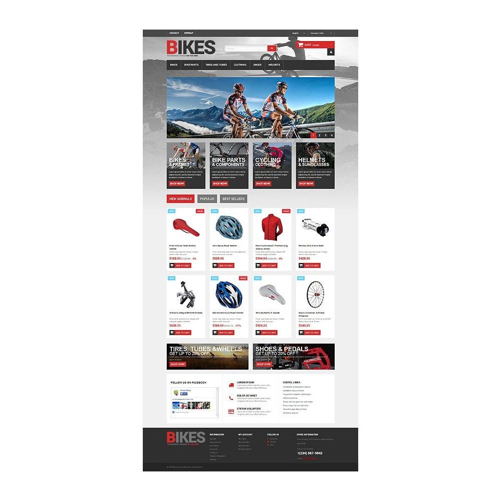 theme - Desporto, Actividades & Viagens - Bikes Store - 10