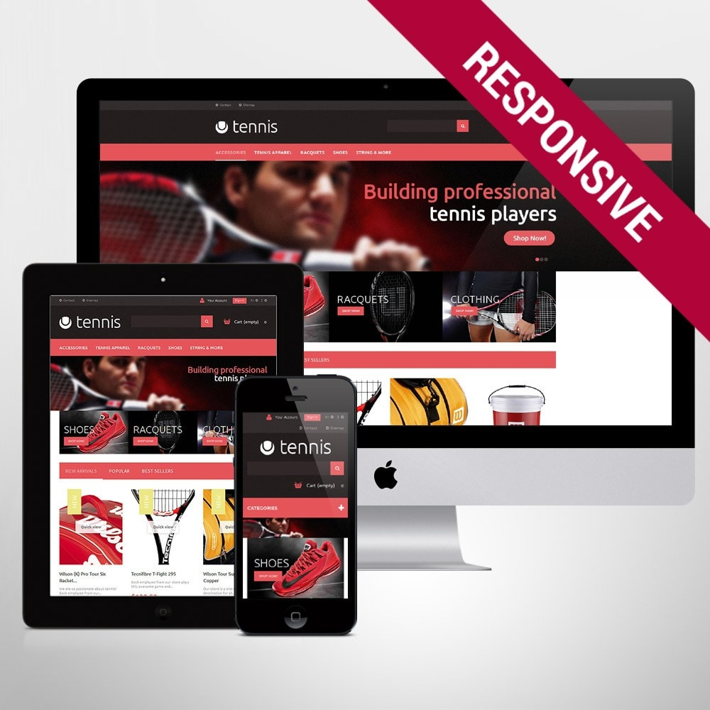 theme - Sport, Rozrywka & Podróże - Tennis Accessories - 1