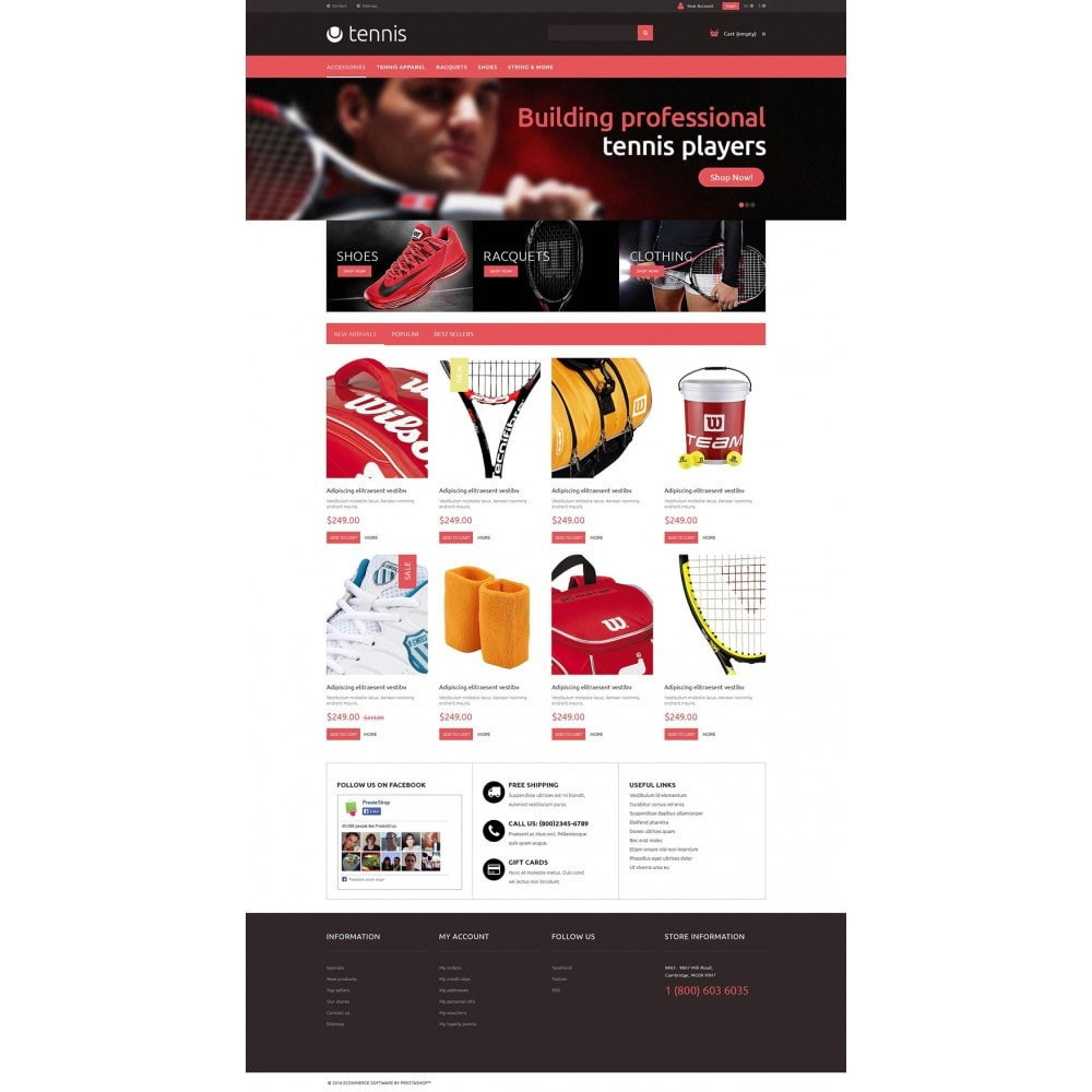 theme - Sport, Rozrywka & Podróże - Tennis Accessories - 2