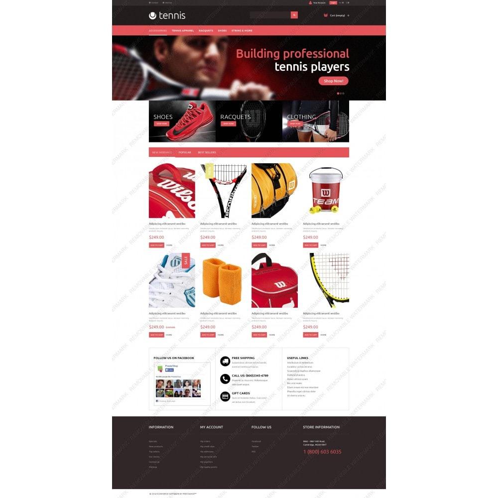 theme - Sport, Rozrywka & Podróże - Tennis Accessories - 3