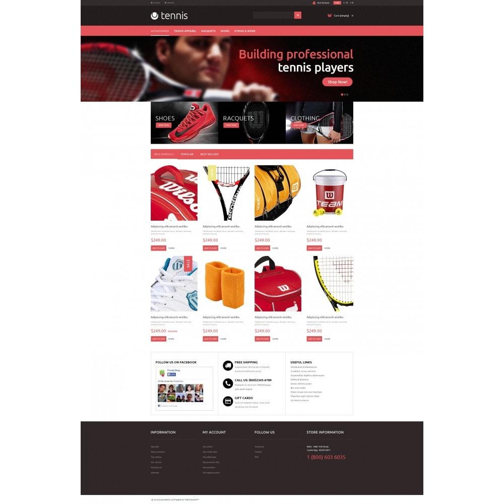 theme - Sport, Rozrywka & Podróże - Tennis Accessories - 4