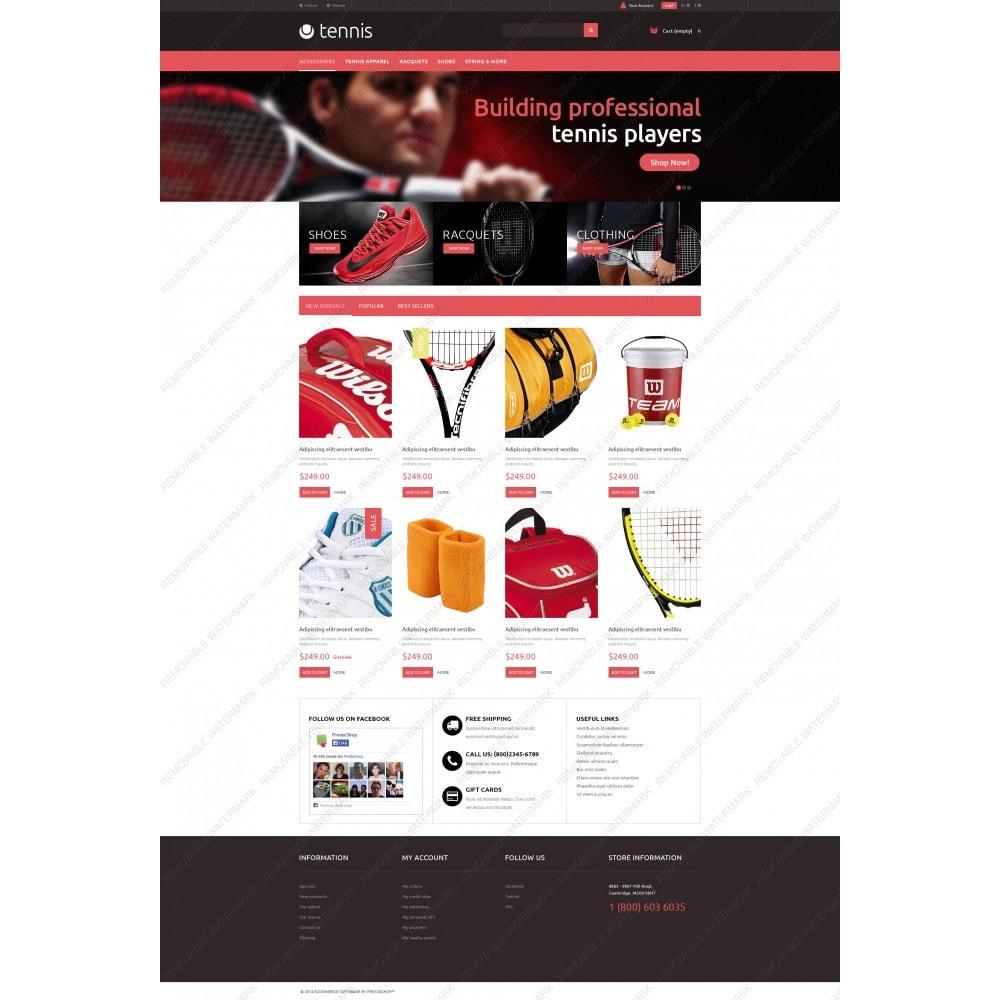 theme - Sport, Rozrywka & Podróże - Tennis Accessories - 5