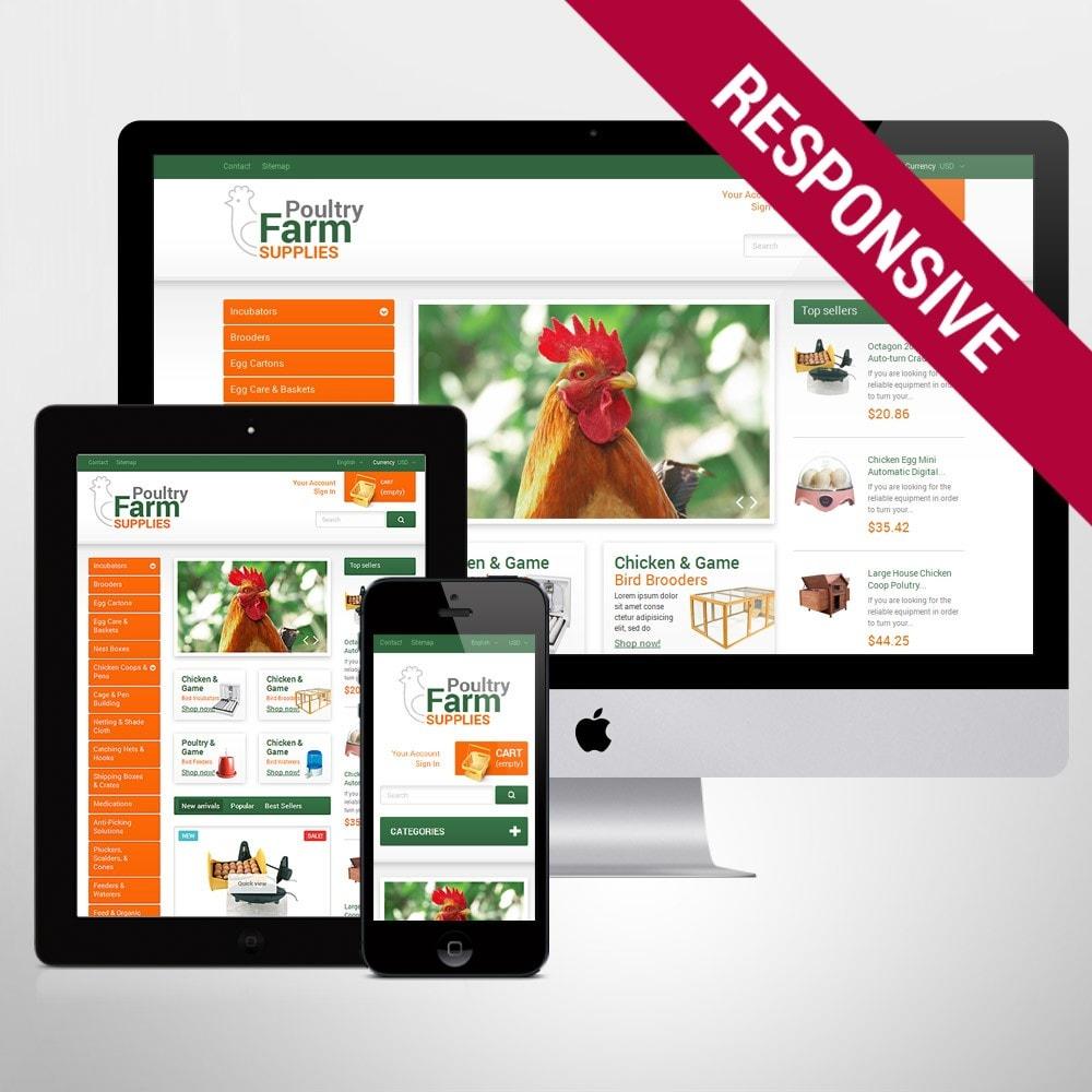 theme - Casa & Jardins - Poultry Farm Supplies - 1
