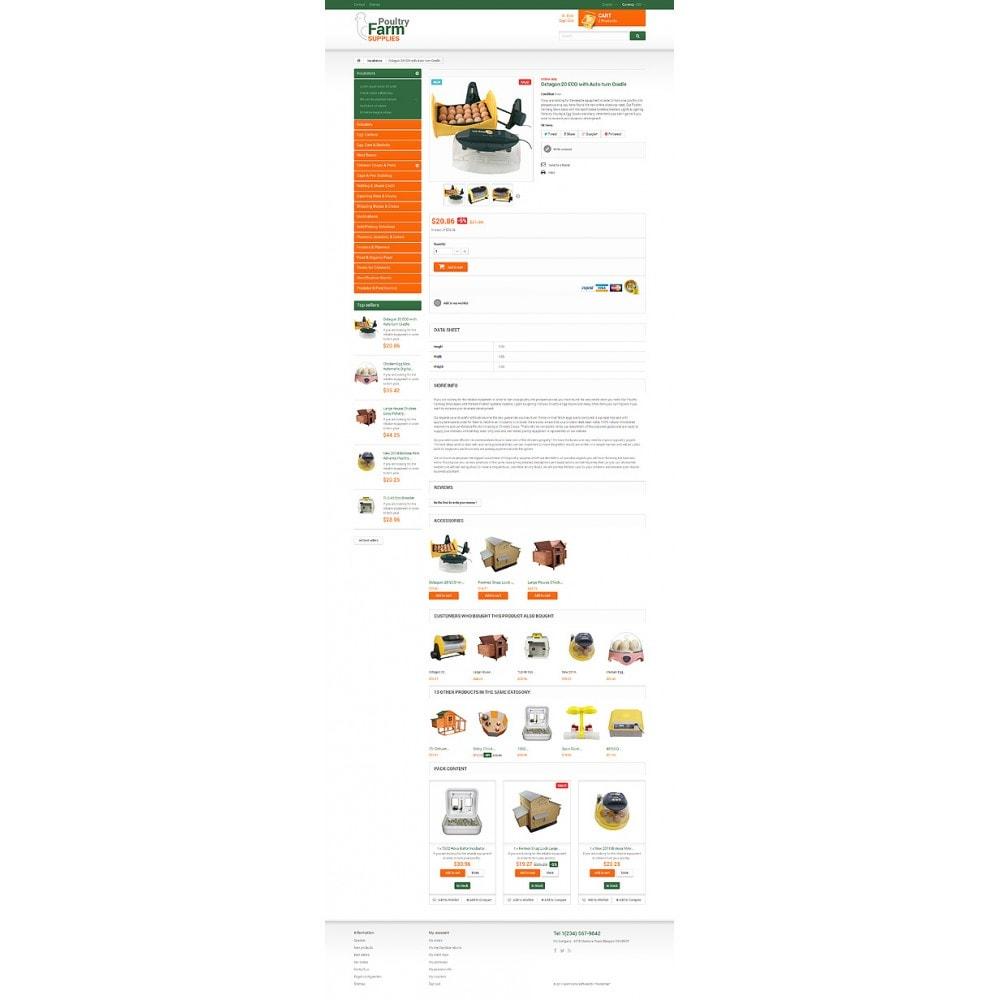 theme - Casa & Jardins - Poultry Farm Supplies - 6