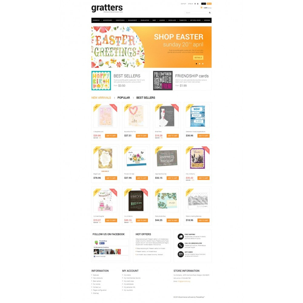 theme - Kultura & Sztuka - All Occasions Cards Store - 2